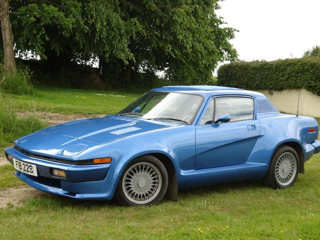 1979 Triumph TR7 Coupe Coupe 2-door
