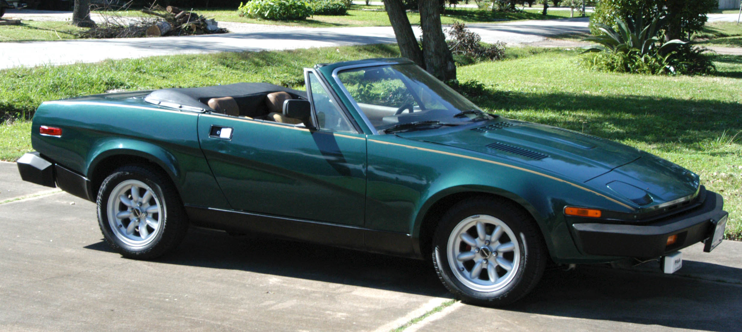 Triumph Tr7 Cars Specifications Technical Data