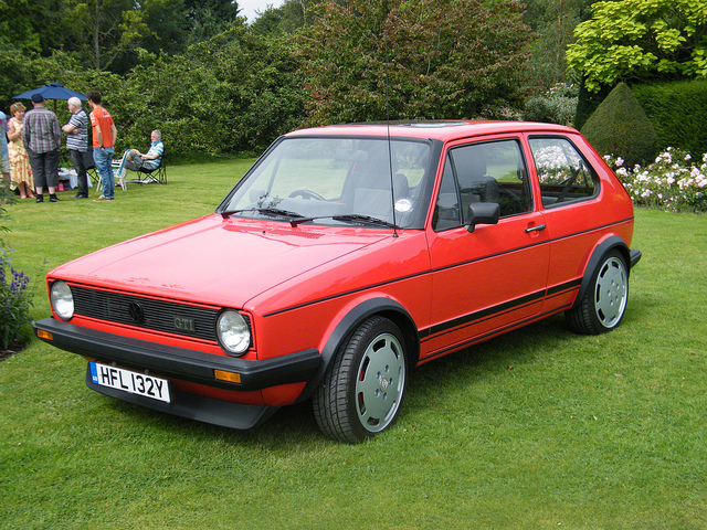 1981 Volkswagen Golf Hatchback 3-door