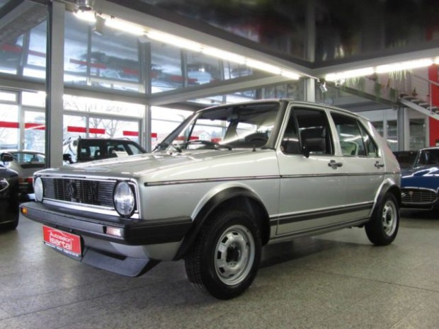 1981 Volkswagen Golf Hatchback 5-door