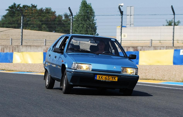 1989 Citroen BX Hatchback 5-door