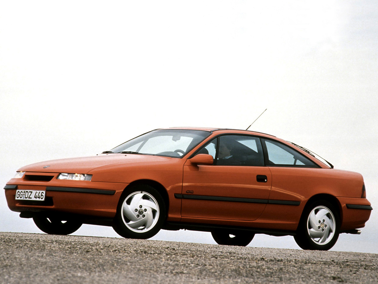 Opel Calibra Cars Specifications Technical Data