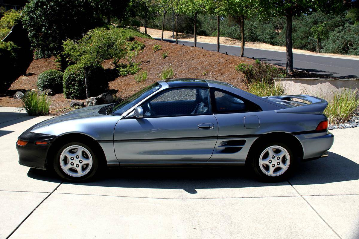 1990 Toyota MR2 Coupe 2-door