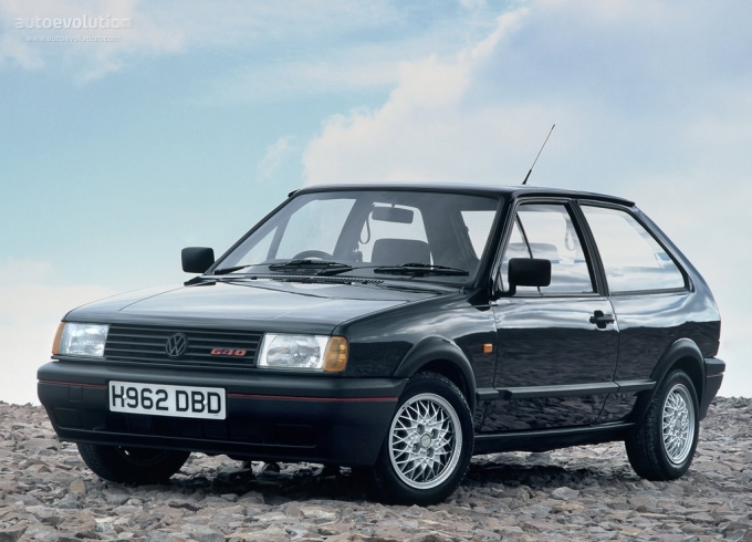 1990 Volkswagen Polo Hatchback 3-door