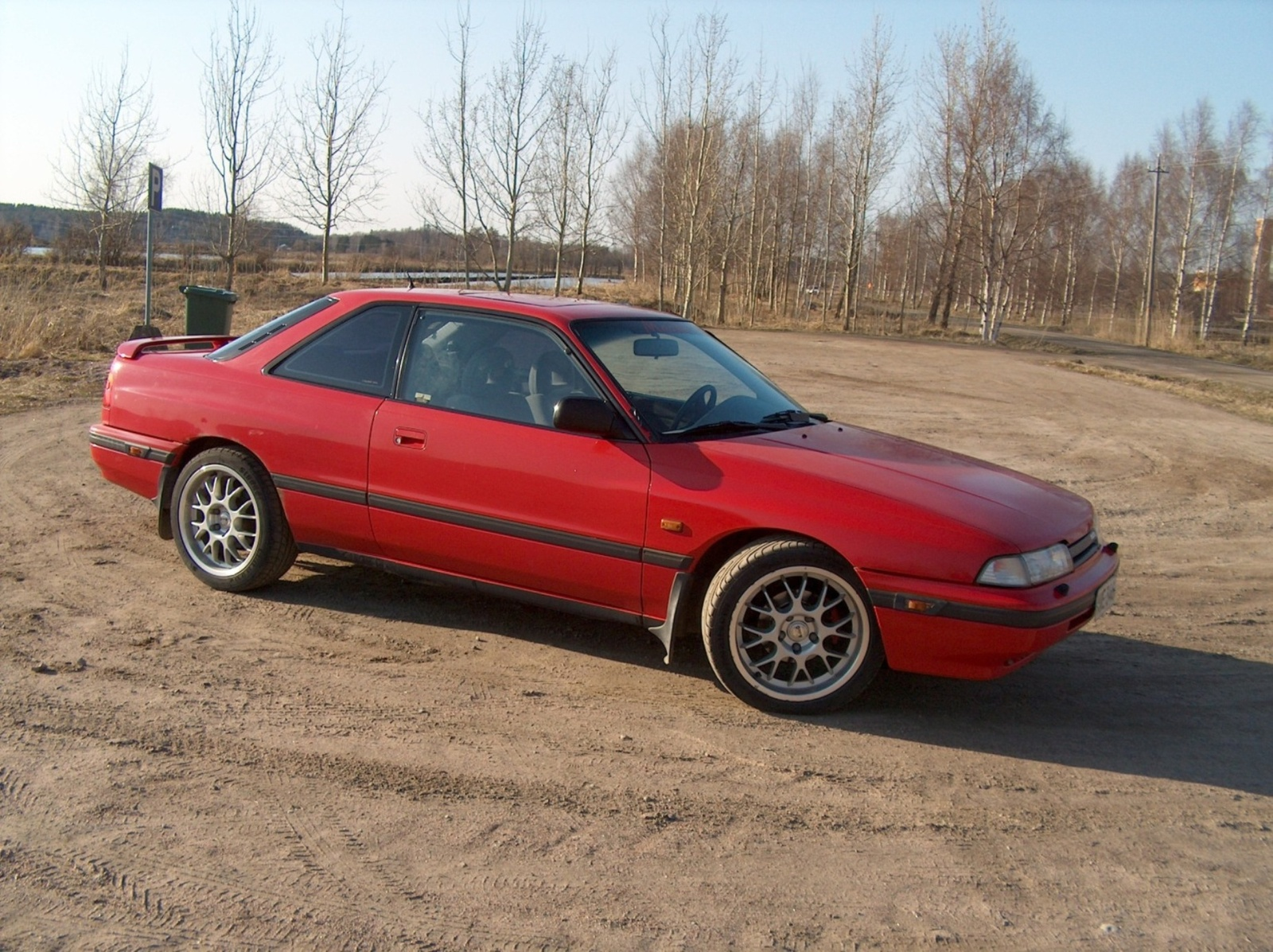 1991 Mazda MX-6 Coupe 2-door