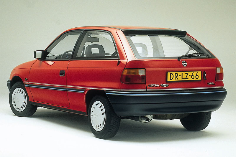 1991 Opel Astra Hatchback 3-door