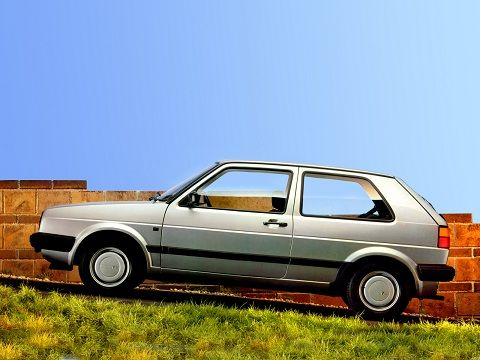 1991 Volkswagen Golf Hatchback 3-door