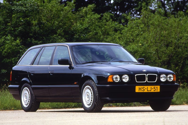 1992 BMW 5-serie Touring Wagon 5-door
