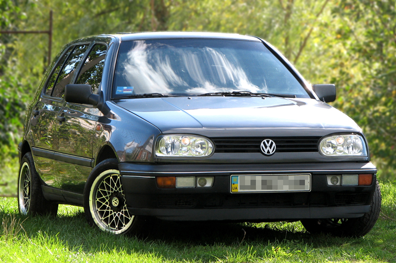 1992 Volkswagen Golf Hatchback 5-door