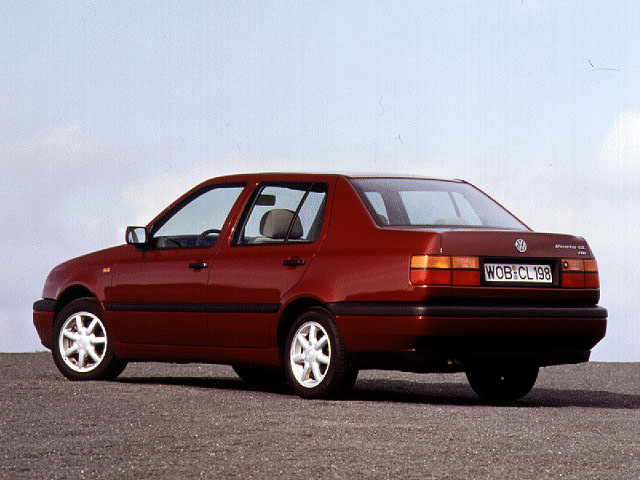 1992 Volkswagen Vento Sedan 4-door