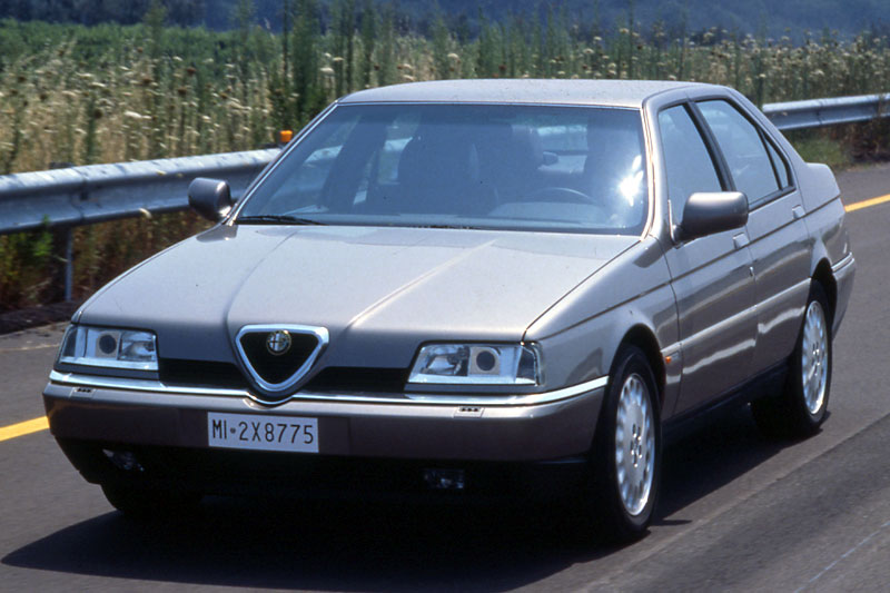 1993 Alfa Romeo 164 Sedan 4-door