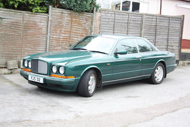 1994 Bentley Continental Coupe 2-door