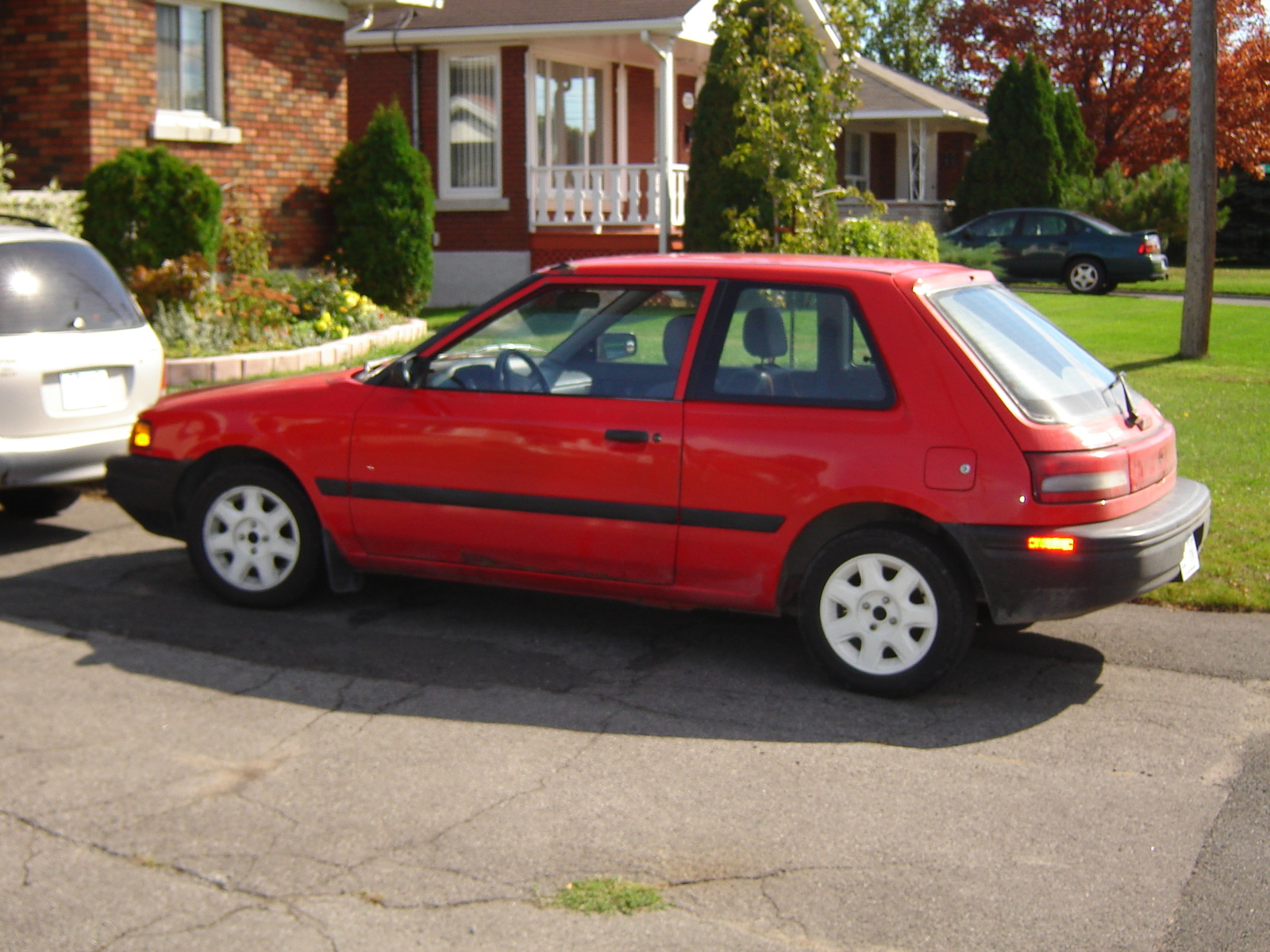 1994 Mazda 323 Hatchback 3-door