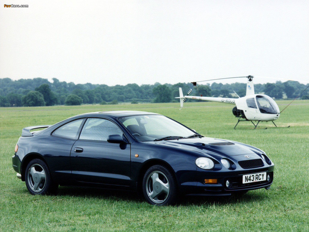 1994 Toyota Celica Coupe 3-door