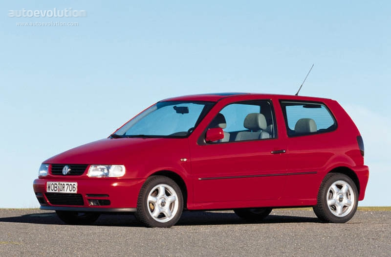 1994 Volkswagen Polo Hatchback 3-door