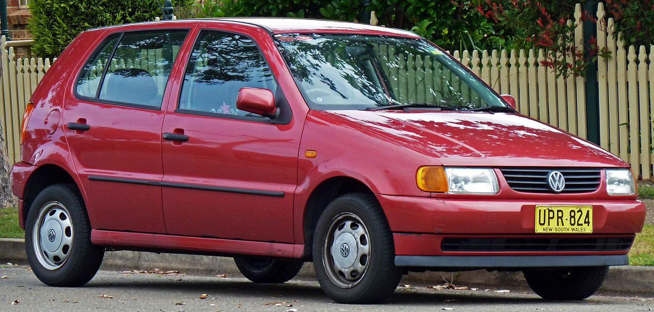 1994 Volkswagen Polo Hatchback 5-door