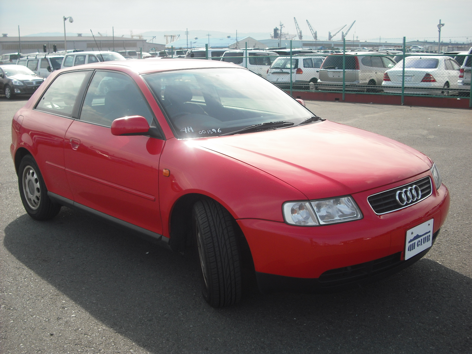 1996 Audi A3 Hatchback 3-door