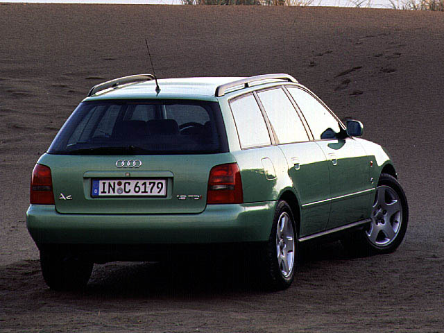 1996 Audi A4 Avant Wagon 5-door