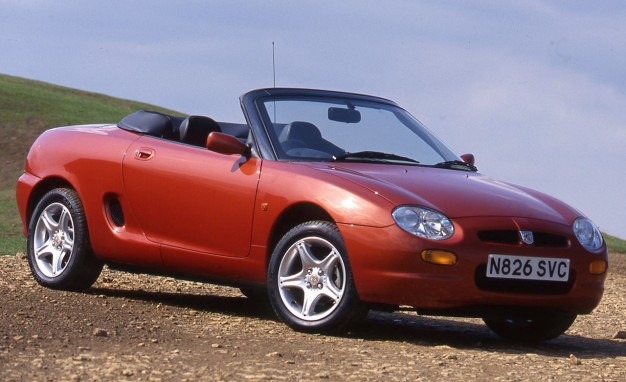 1996 MG F Convertible 2-door