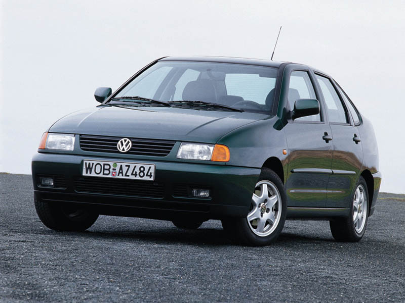 1996 Volkswagen Polo Sedan Sedan 4-door