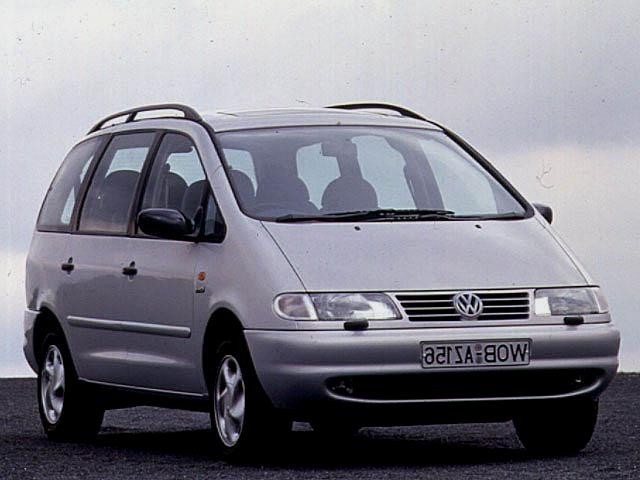 1996 Volkswagen Sharan Mpv 5-door