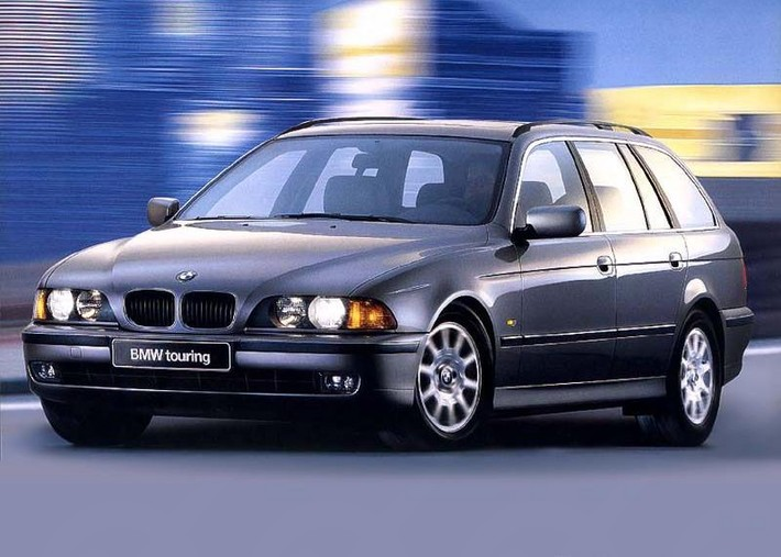 1997 BMW 5-serie touring Wagon 5-door