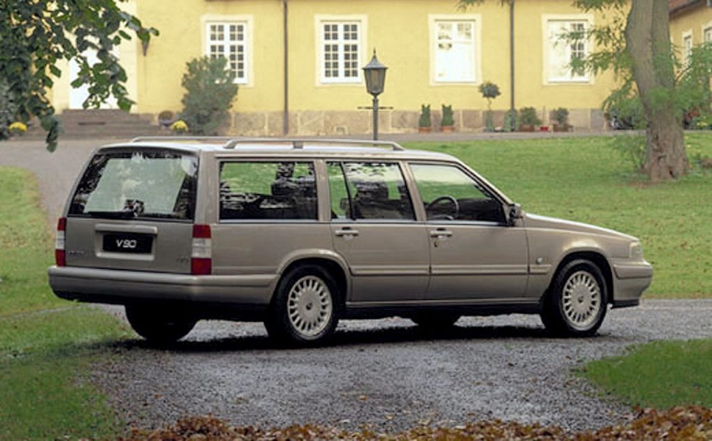 1997 Volvo V90 Wagon 5-door