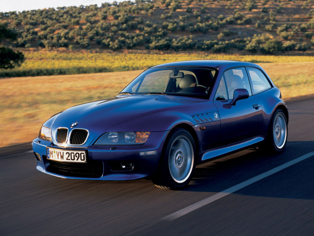1998 BMW Z3 coupe Coupe 3-door