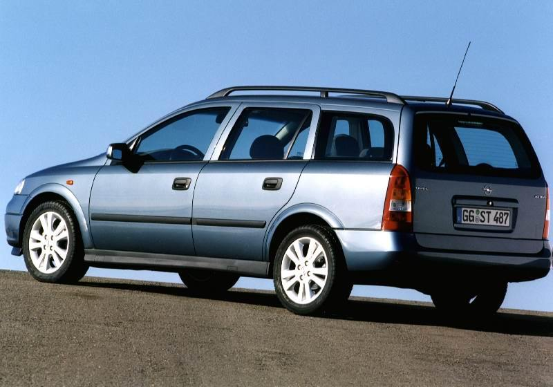 1998 Opel Astra Stationwagon Wagon 5-door
