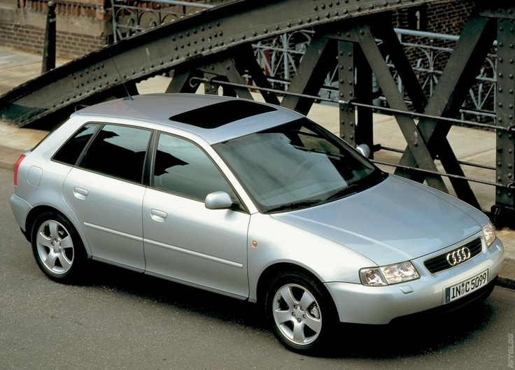1999 Audi A3 Hatchback 5-door