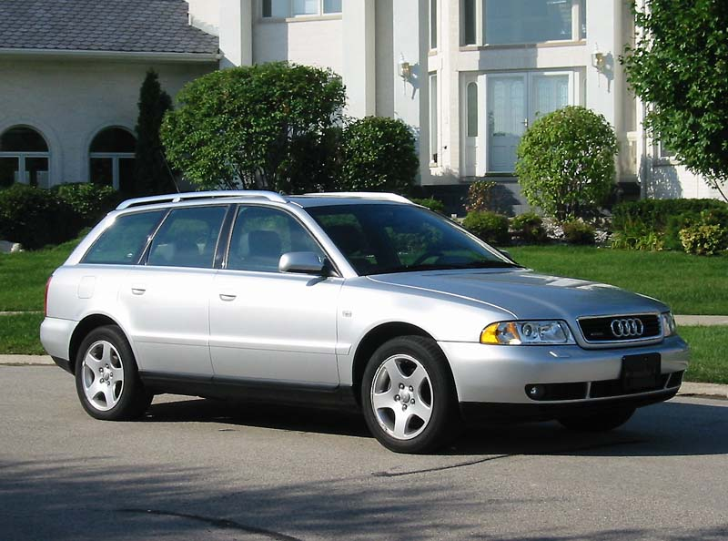 1999 Audi A4 Avant Wagon 5-door