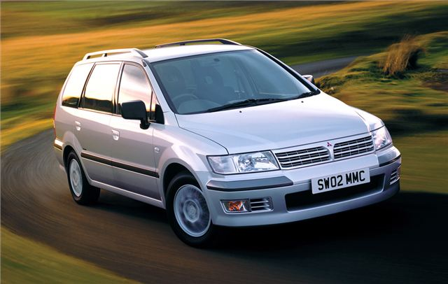 1999 Mitsubishi Space Wagon Mpv 5-door