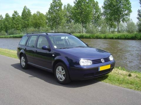 1999 Volkswagen Golf Variant Wagon 5-door