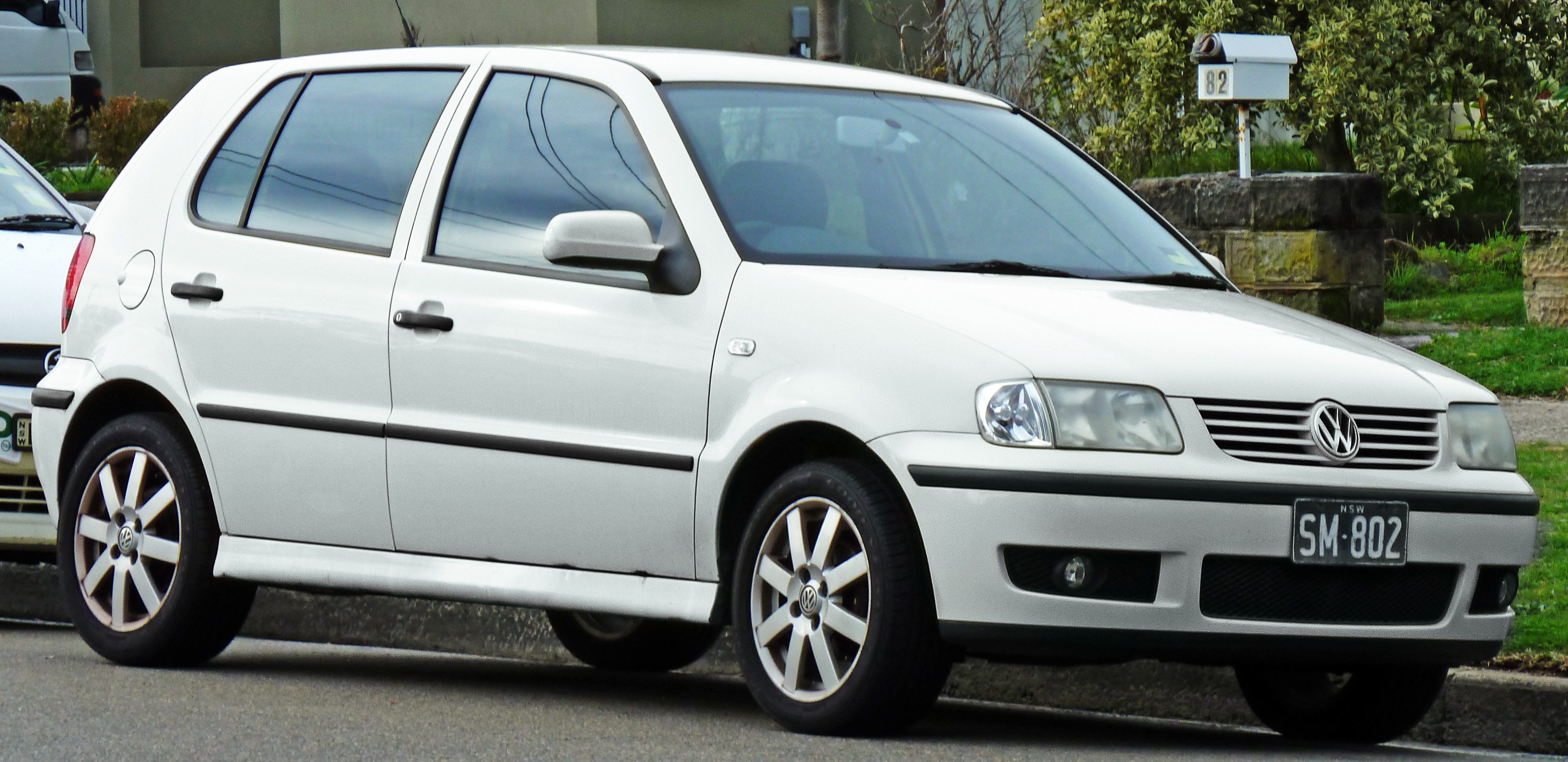 1999 Volkswagen Polo Hatchback 5-door