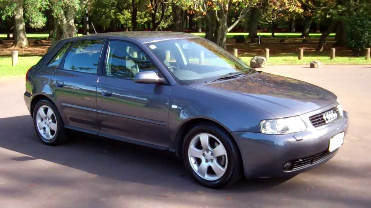 2000 Audi A3 Hatchback 5-door