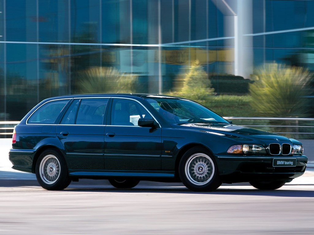 2000 BMW 5-serie touring Wagon 5-door