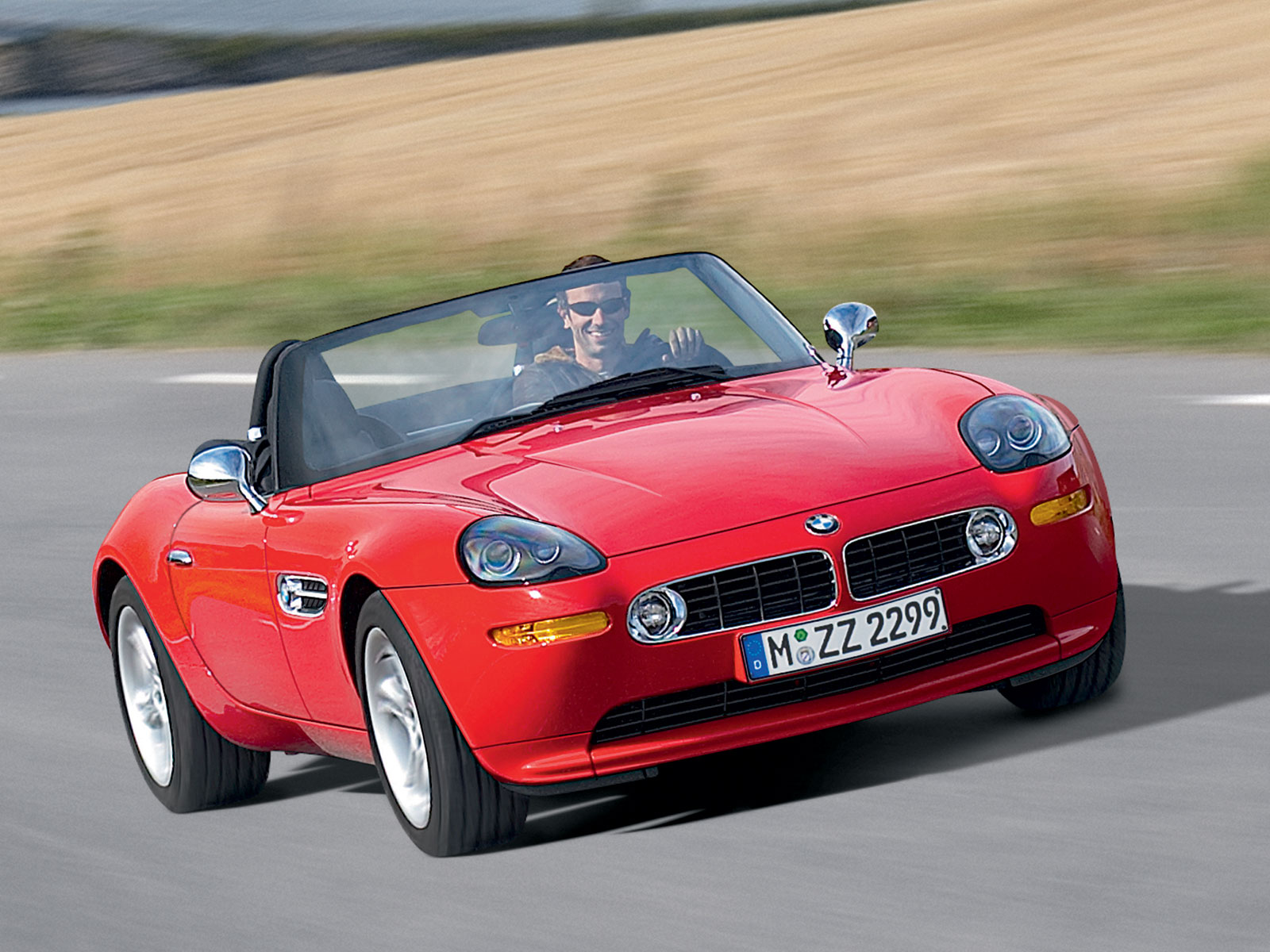 2000 BMW Z8 Convertible 2-door