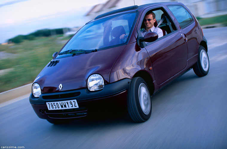 2000 Renault Twingo Hatchback 3-door