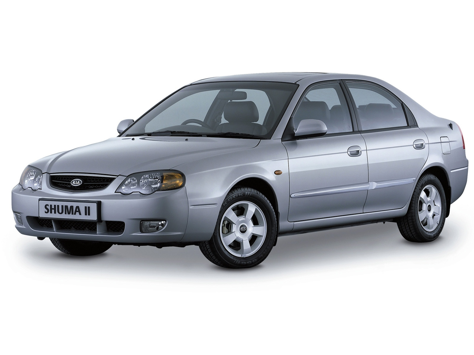 2001 Kia Shuma Hatchback 5-door