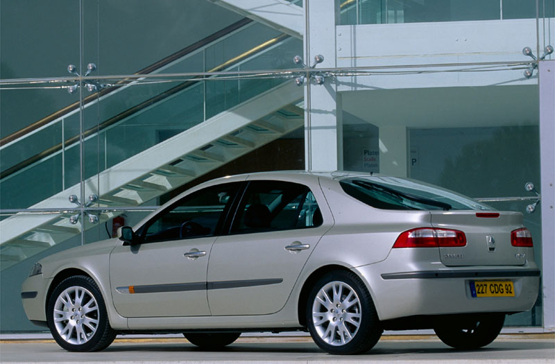 2001 Renault Laguna Hatchback 5-door