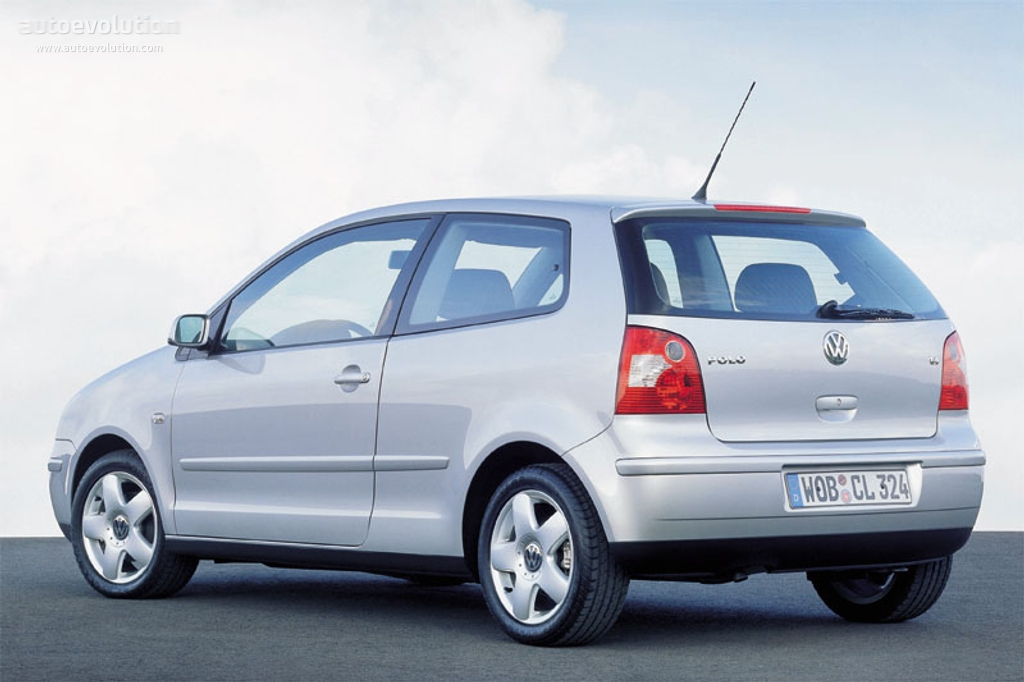2001 Volkswagen Polo Hatchback 3-door