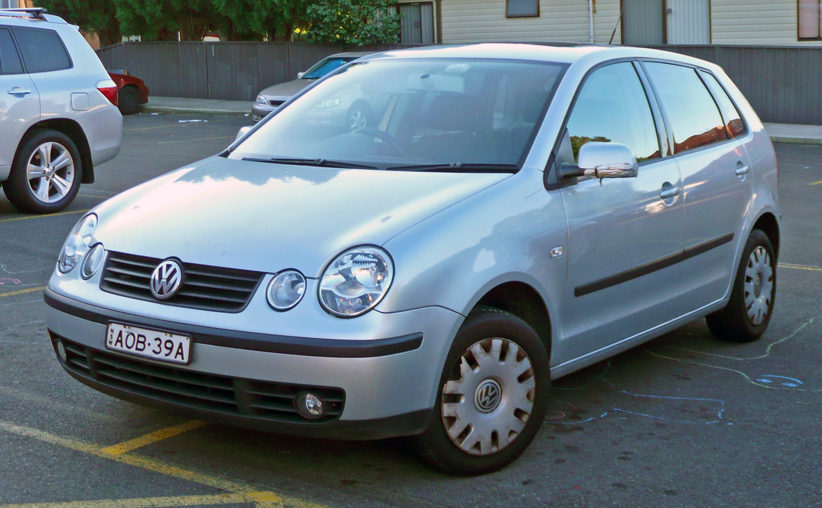2001 Volkswagen Polo Hatchback 5-door