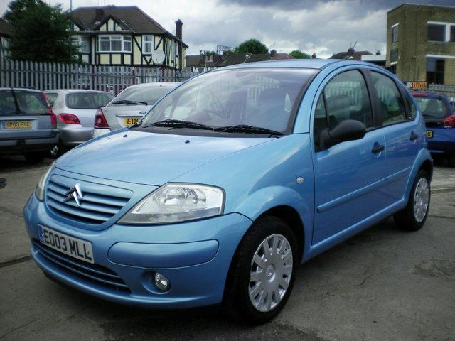 2002 Citroen C3 Hatchback 5-door