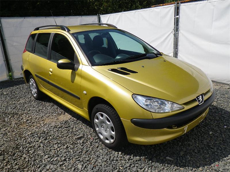 2002 Peugeot 206 SW Wagon 5-door