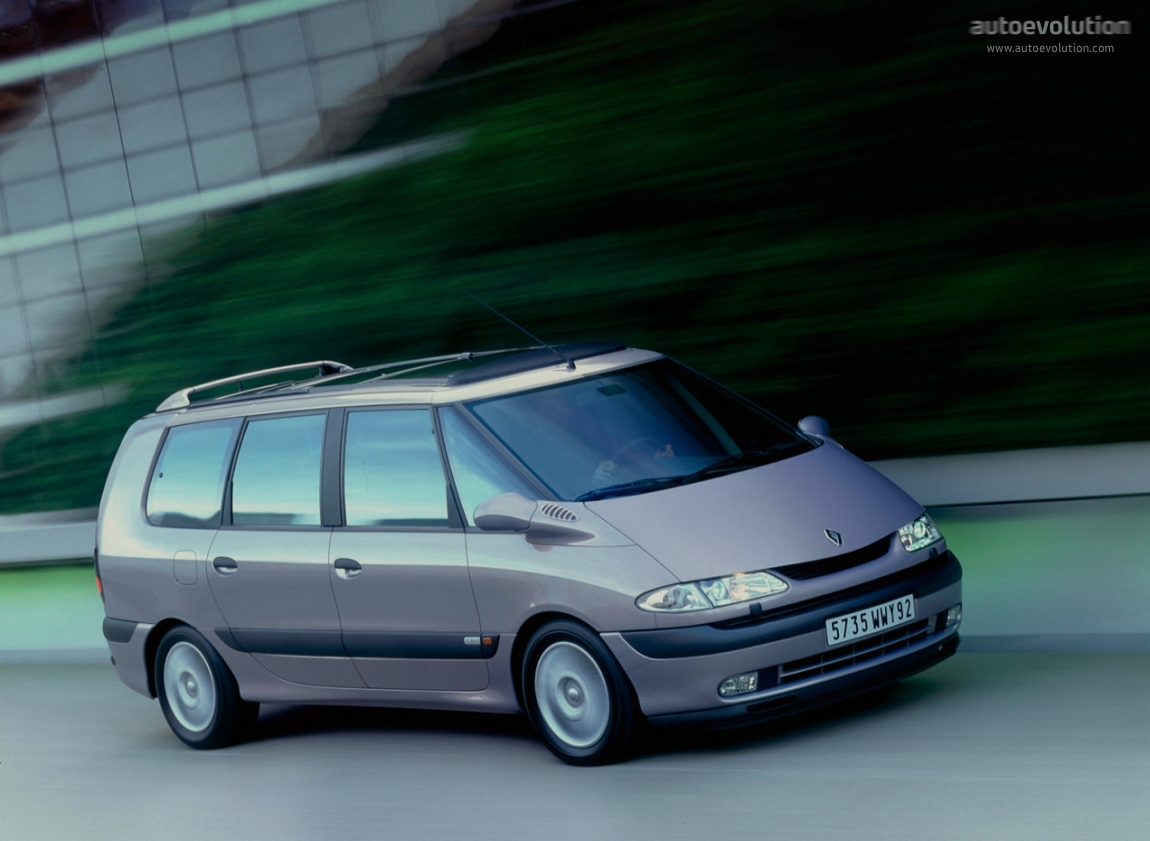 renault espace cars specifications technical data. Black Bedroom Furniture Sets. Home Design Ideas