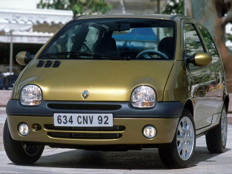 2002 Renault Twingo Hatchback 3-door