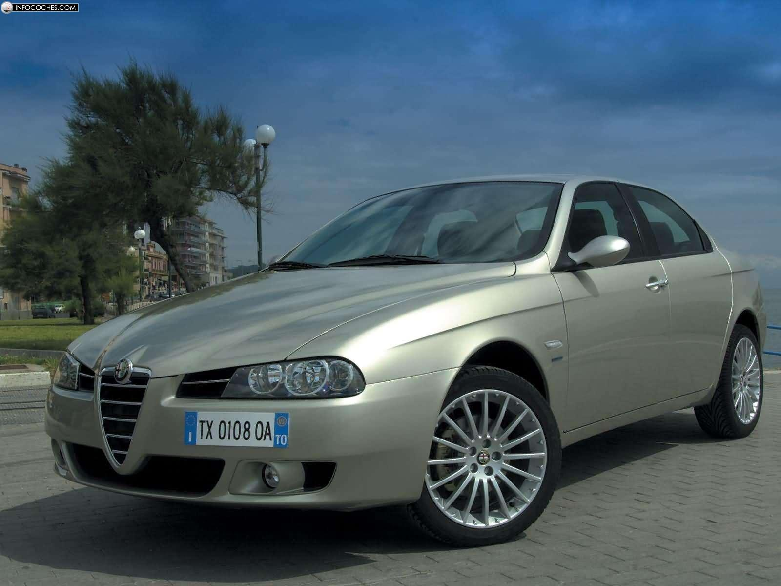 2003 Alfa Romeo 156 Sedan 4-door