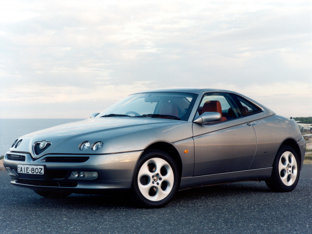 2003 Alfa Romeo GTV Coupe 2-door