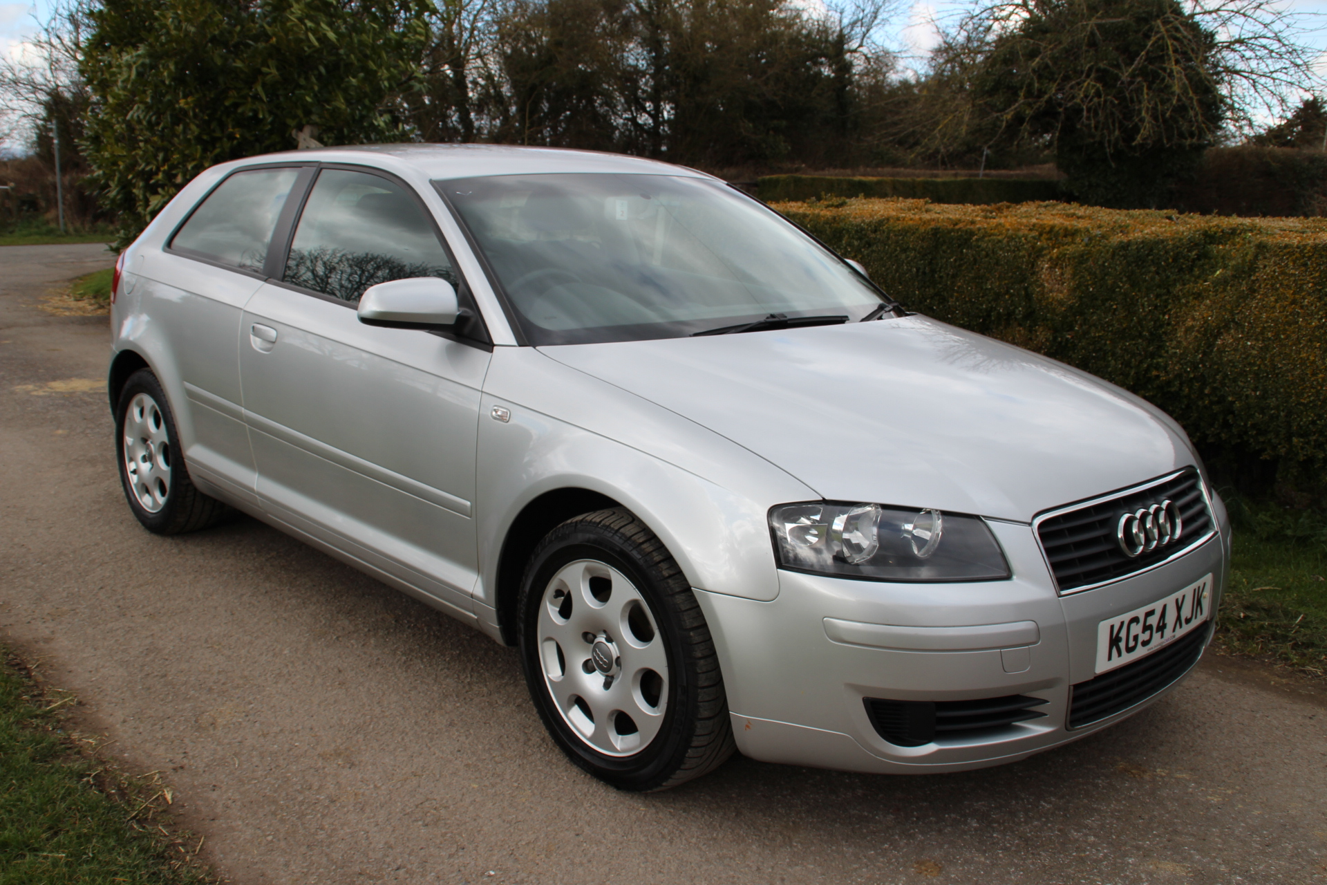 2003 Audi A3 Hatchback 3-door