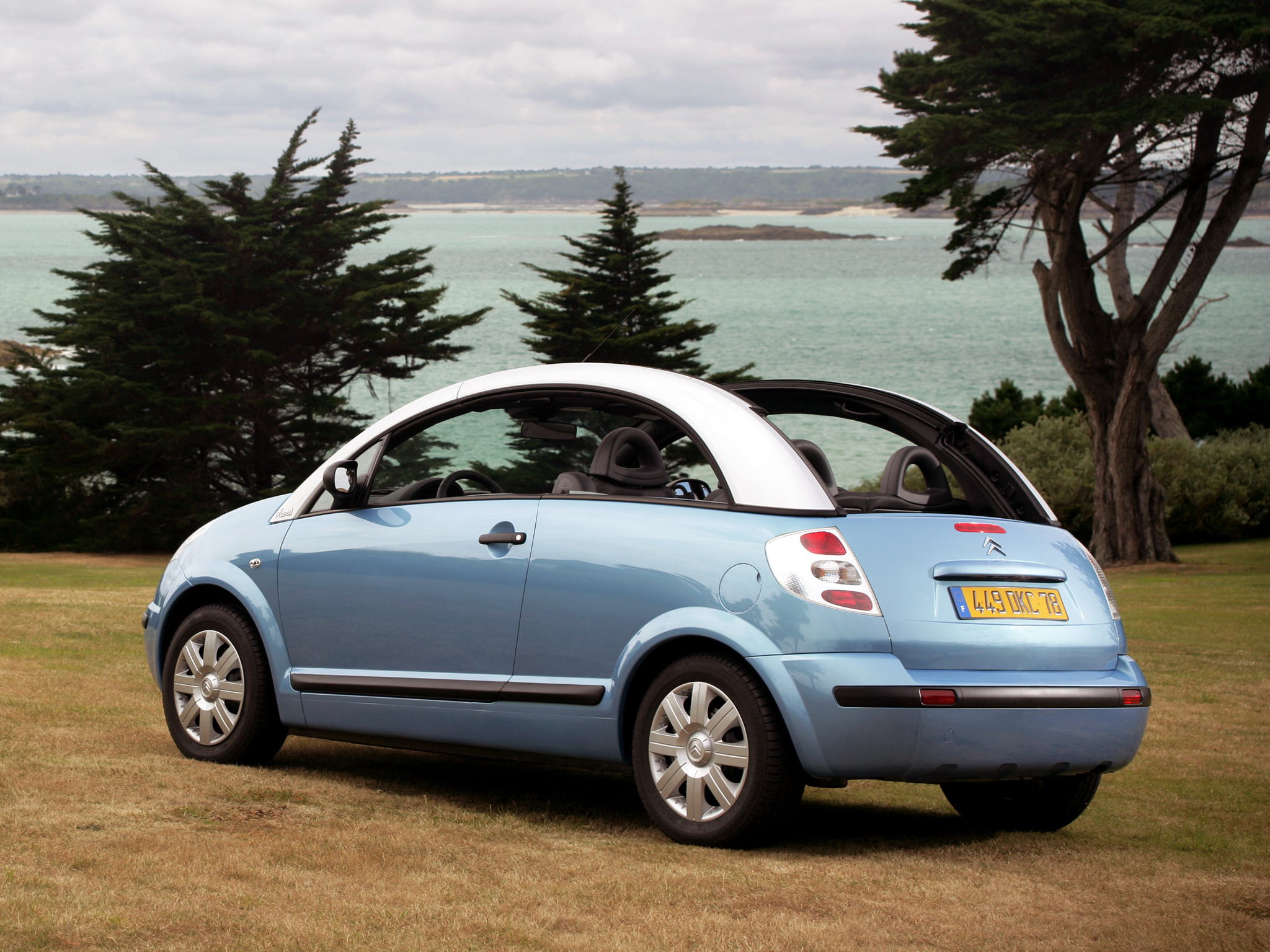 2003 Citroen C3 Pluriel Convertible 2-door